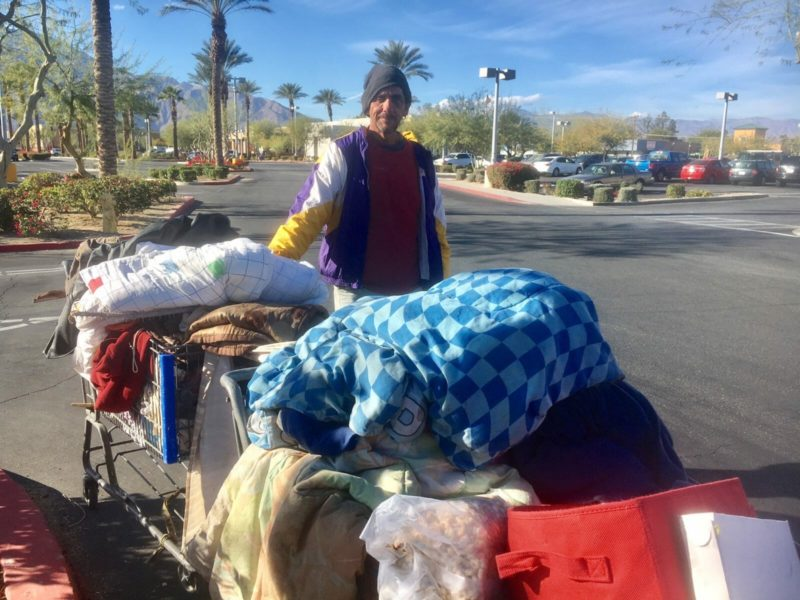 Wanted: Volunteers to Count Homeless