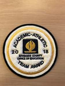 Academic Athletic Team Award