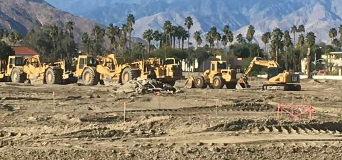 Housing Project Underway in Palm Springs