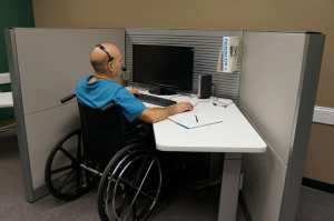 Disabled Veteran Gains Employment