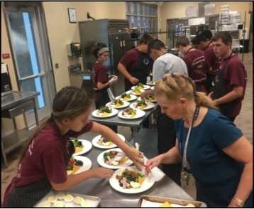 Expanding Opportunities Through Career, Technical Education