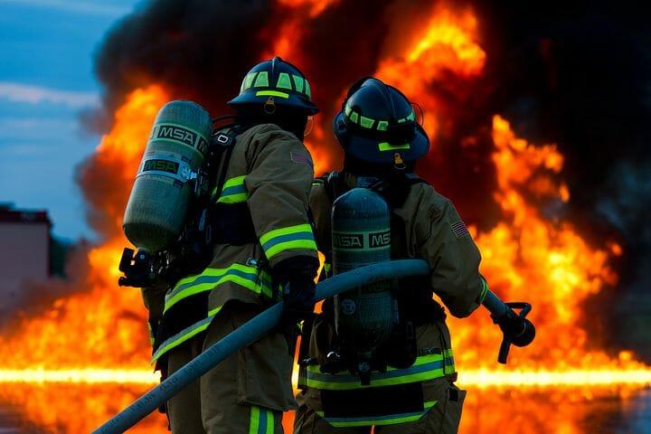 Cal Fire Endorses Harrington