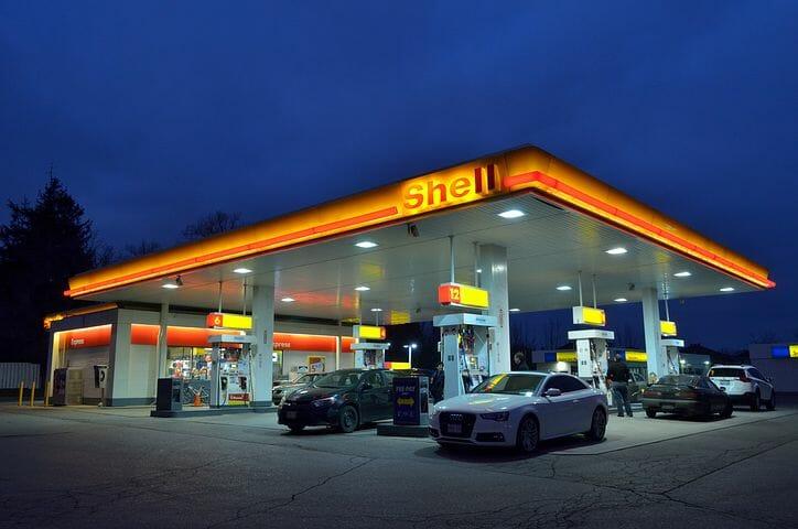 Gas Prices Dip Slightly