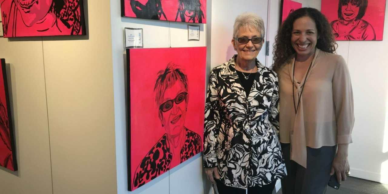 Student Exhibit Showcases Prominent Valley Women