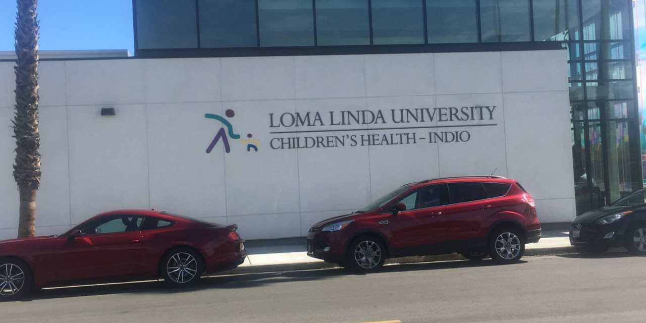 Indio Celebrates Loma Linda's Arrival