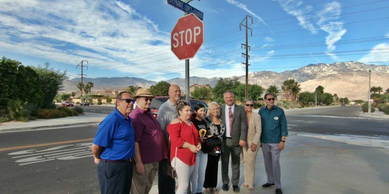 Cathedral City Honors Students with Street Names [Opinion]