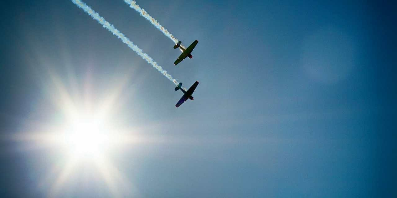 Thermal to Host Free Community Air Show Saturday