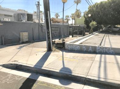 Graffiti Receives Zero Tolerance in Cathedral City