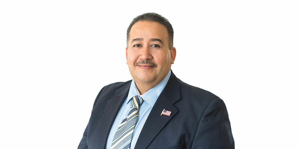 Saldivar Seeks Seat in District 4 in Cathedral City
