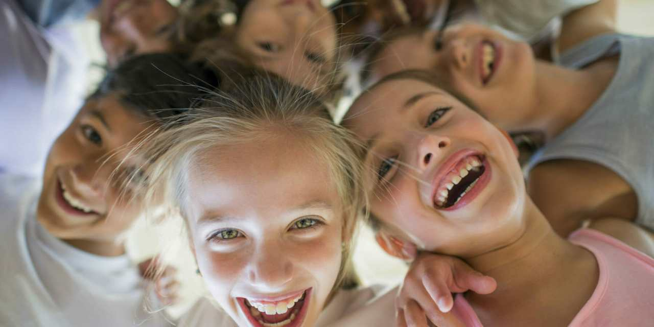 Childhood Experiences Can Lead to Long, Healthy Lives