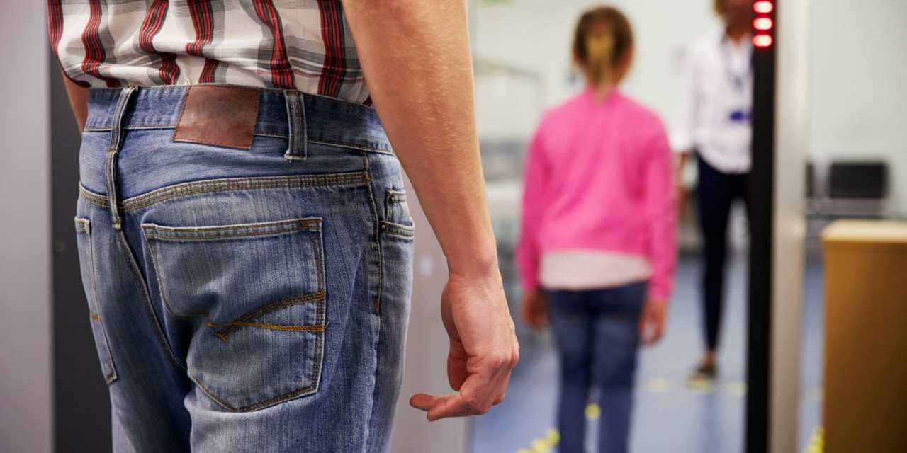 Metal Detectors Urged in Riverside County Schools