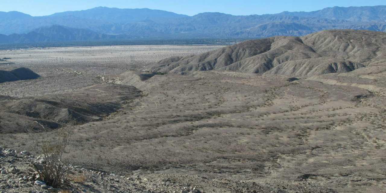 Pushawalla Palms Loop (Coachella Valley Preserve)