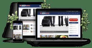Uken Report Device Design Image