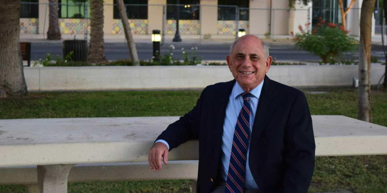 Brown Seeks Full, Four-Year Term in Coachella