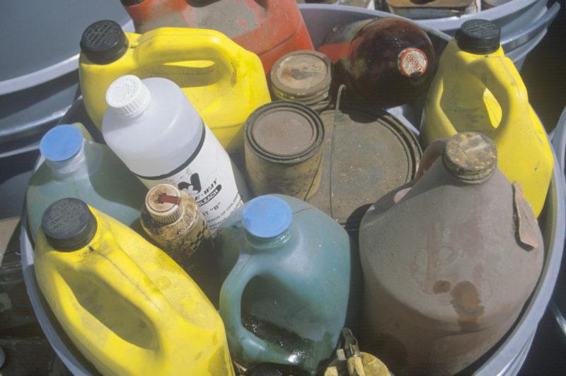 Free Household Hazardous-Waste event Saturday