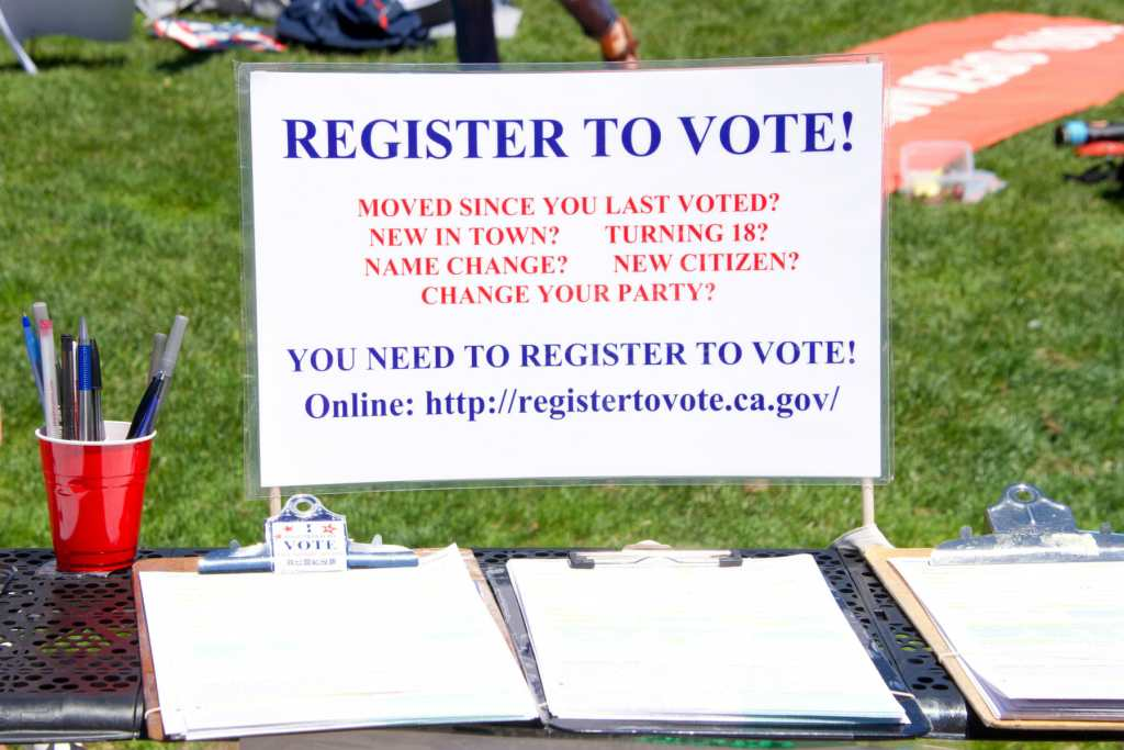 Register to Vote & Claim Your Voice [Opinion]
