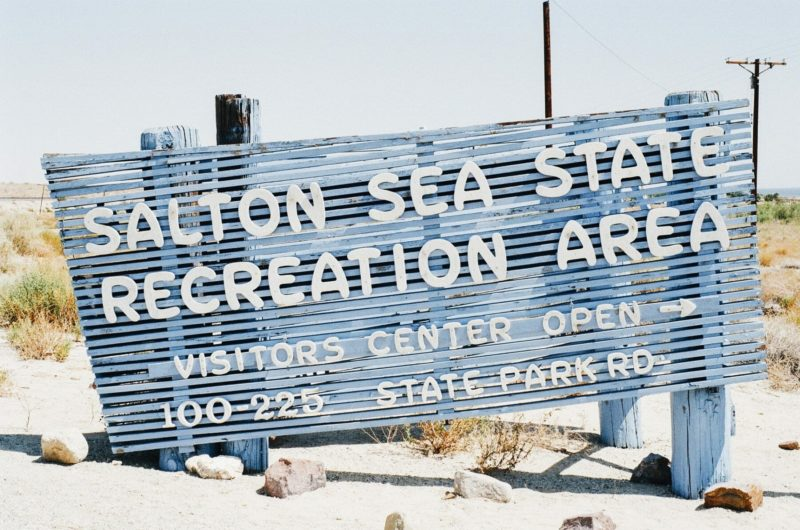 New Salton Sea Board Holds First Meeting Oct. 15