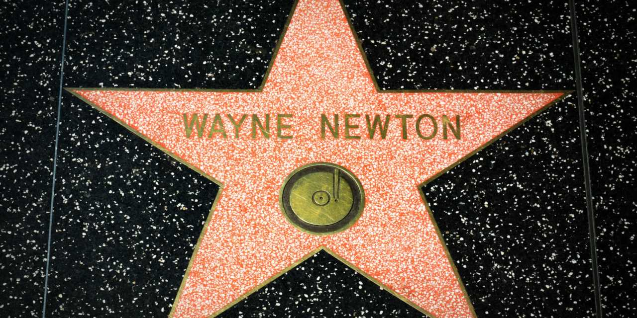 Newton to be Honored on Walk of Stars Palm Springs