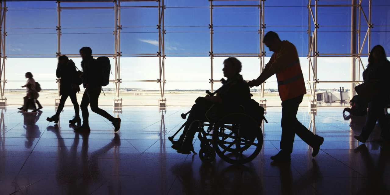 Flying with a Disability Made a Little Easier