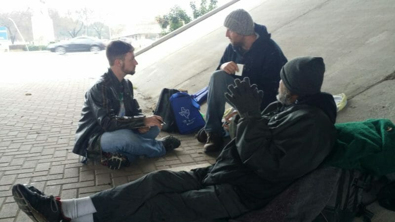 Homeless Numbers Spike in Riverside County