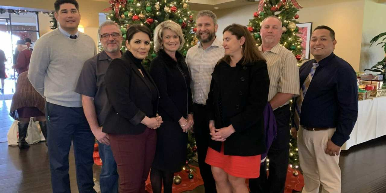 Employees of Year Named at DSUSD, Part I