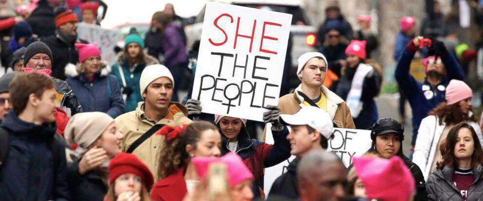 Women's March Will Not Bow to Evil [Opinion]