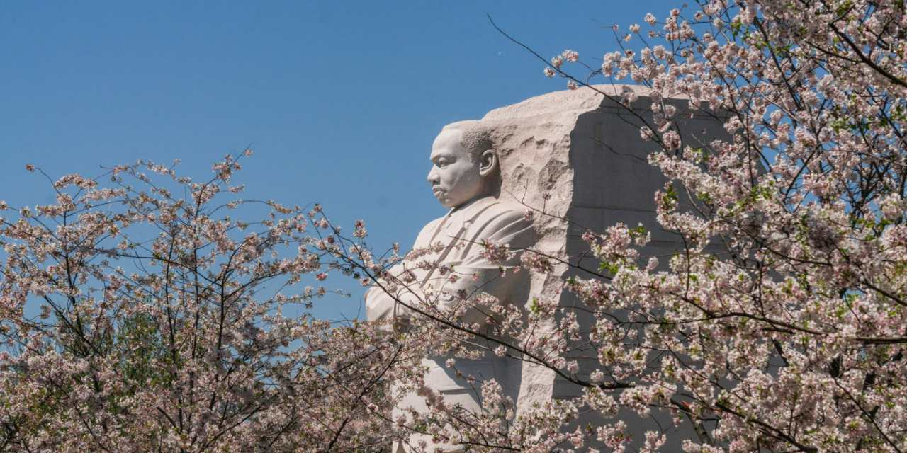 Martin Luther King Jr. Day Noted in Palm Springs