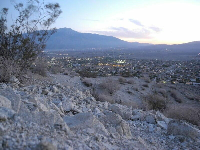 Swiss Canyon Trail Rises 48 Stories Over DHS