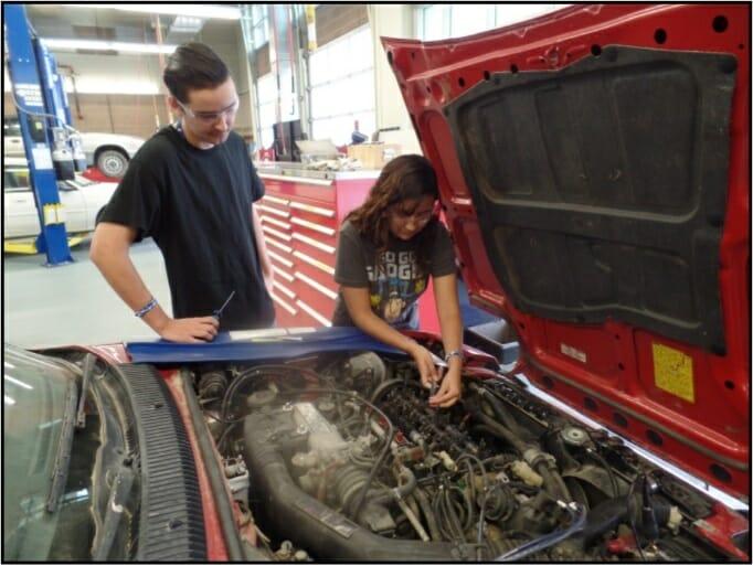 Career Technical Education Enjoys Resurgence