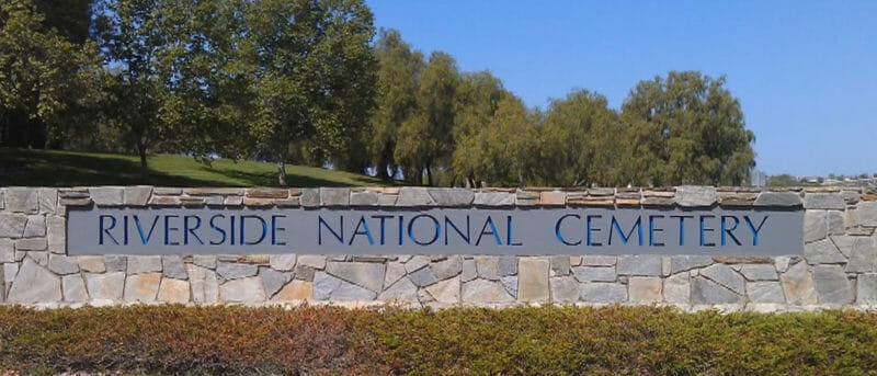 Riverside National Cemetery Poised to Expand