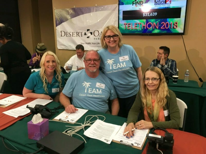 FIND Food Bank Telethon Set for Friday, April 5