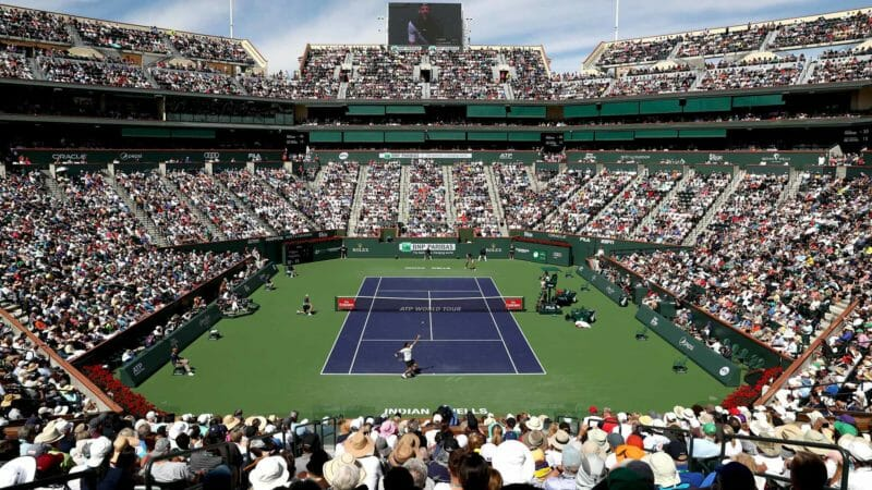 Are You Ready for Some World-Class Tennis?