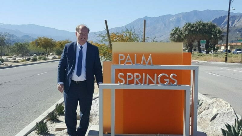 Myer Seeks District 1 Seat in Palm Springs