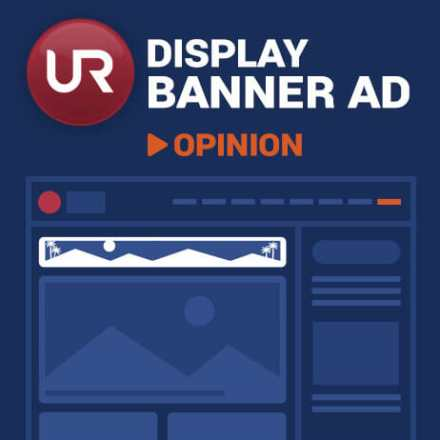 Display Opinion Section Banner Ads