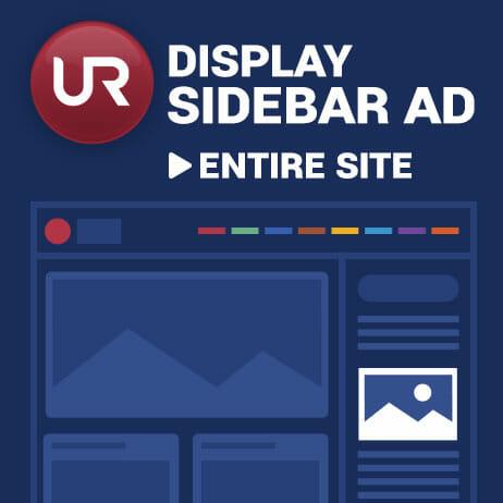 Display Right Sidebar Ad