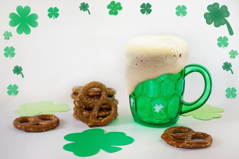 St. Patrick's Day Teems with Food, Music