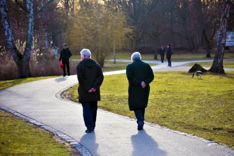 Exercise Helps Elderly Retain Car Keys Longer