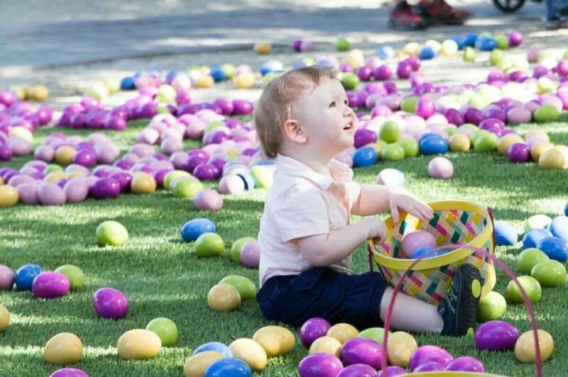 Eggstravaganza Beckons at Living Desert for Easter