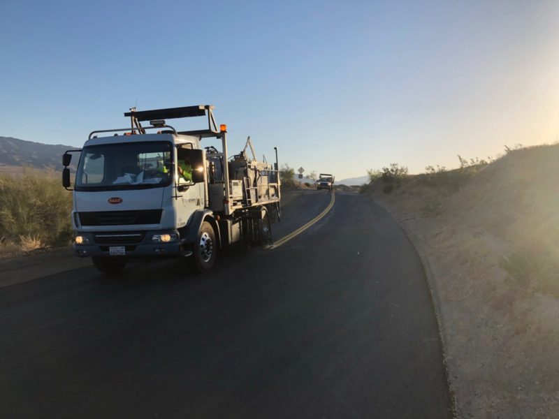 Box Canyon Road Between Mecca and I-10 Reopens