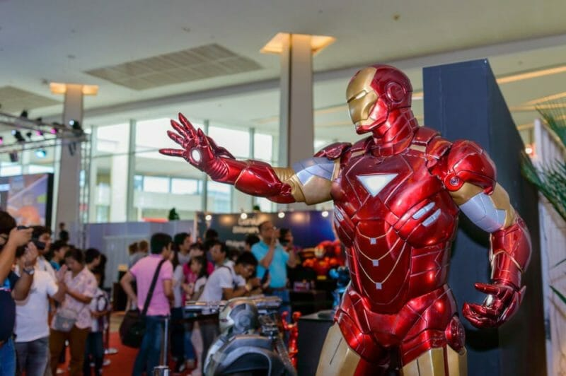 Comic Con® Returns to Palm Springs Public Library