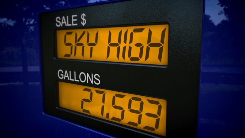 Gas Prices Have Fallen, Still Remain High