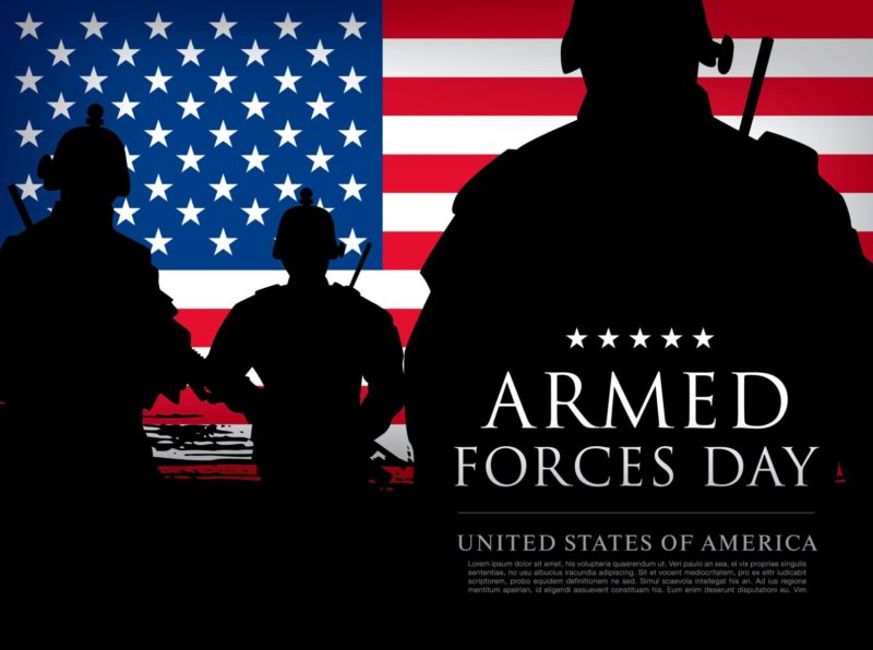 Armed Forces Day, an Homage to Those Who Serve