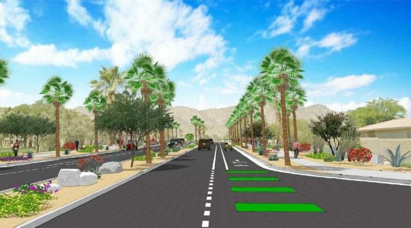 La Quinta Village Complete Streets Project Unfold