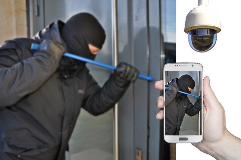California Has Third Highest Burglary Arrest Rate