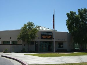 Indio Middle School Where Tigers Roar