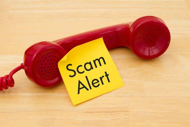 Scam Phone Calls Increase, RSO Cautions Public