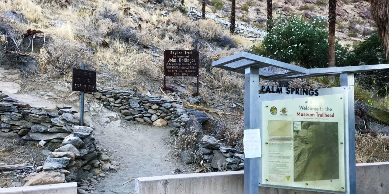 Palm Springs Trail: Greatest Elevation Gain in U.S.
