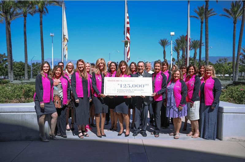 Believe Walk Raises $125,000 for Cancer Center