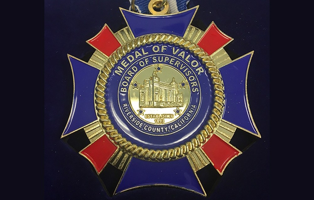 Everyday Heroes Sought for Medal of Valor