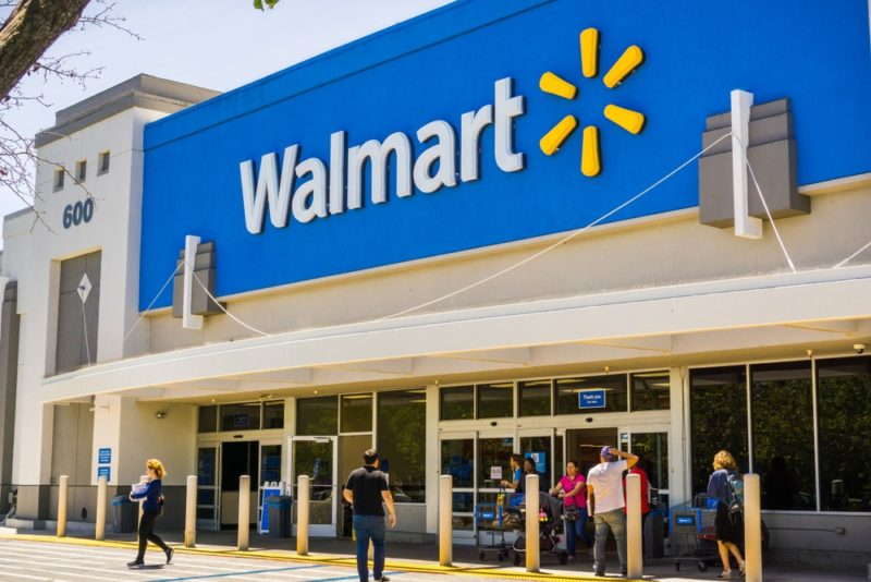 Walmart Stores in Valley Coordinate Blood Drives